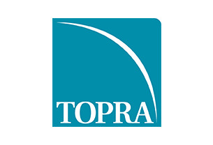 he Organisation for Professionals in Regulatory Affairs (TOPRA) logo