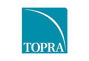 he Organisation for Professionals in Regulatory Affairs (TOPRA) logo