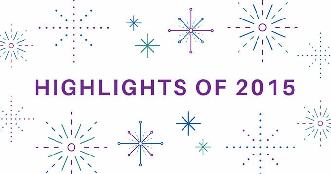 Highlights of 2015