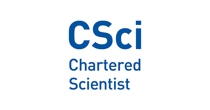 CSci - Chartered Scientist