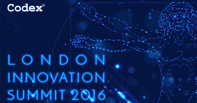 Codex London Innovation Summit 2016 logo