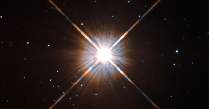 Proxima Centauri, our closest neighbour star