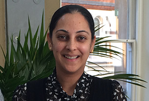 Portrait photo of Chartered Scientist Amardeep