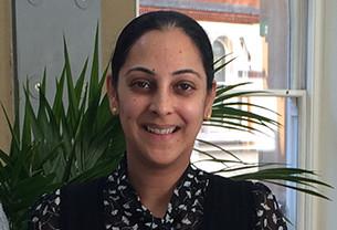 Portrait photo of Chartered Scientist Amardeep
