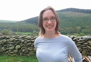 Portrait photo of Registered Scientist, Jennifer