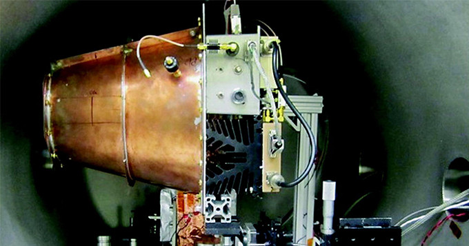 Image of a spaceship engine