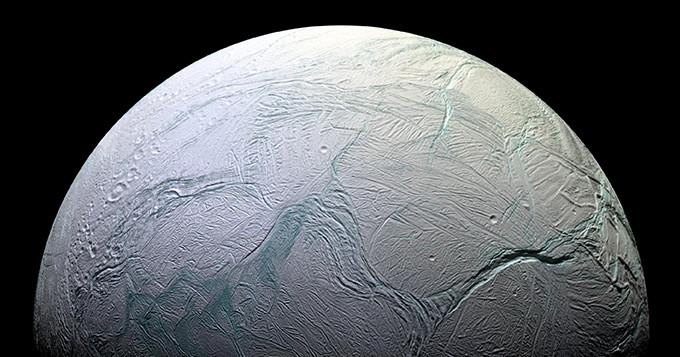 Moon. Credit: NASA
