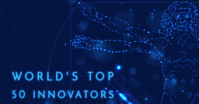 Codex World's Top 50 Innovators