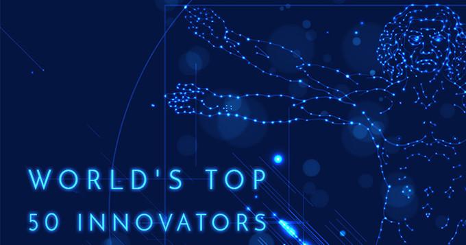 Codex World's Top 50 Innovators