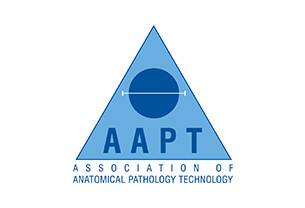 Logo of the Association of Anatomical Pathology Technology (AAPT)