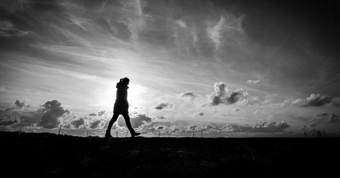 Alone. Photo by Giuseppe Milo, via Flickr.com