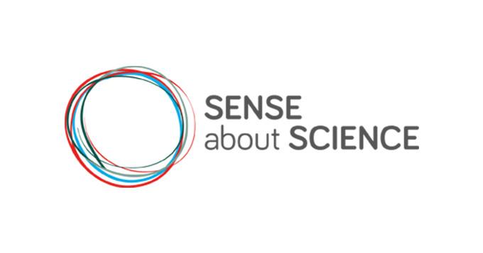 Sense about Science logo
