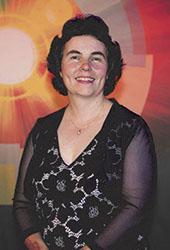 Portrait of Dr Hilary Jeffreys