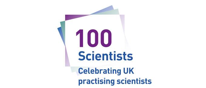 100 scientists logo