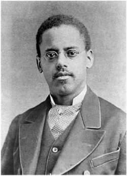 Lewis Latimer, black history month